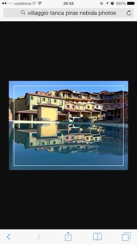 Villetta per vacanze - Nebida - Casa