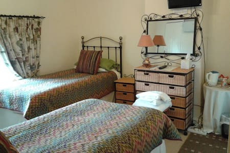 Twin Room - Tadcaster - Bed & Breakfast