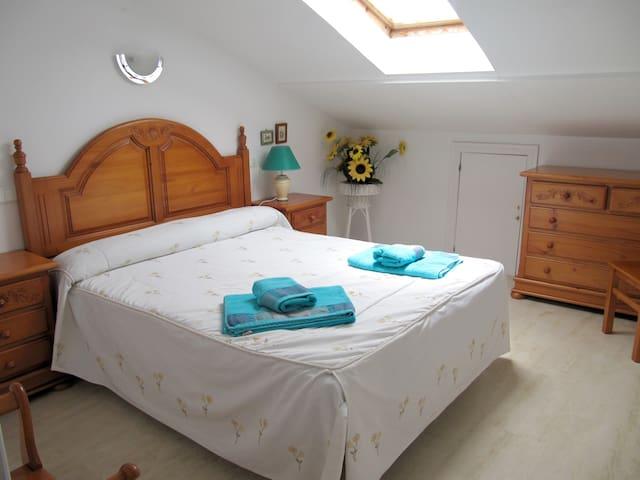 Cabopino apartment bedroom 2 upper level