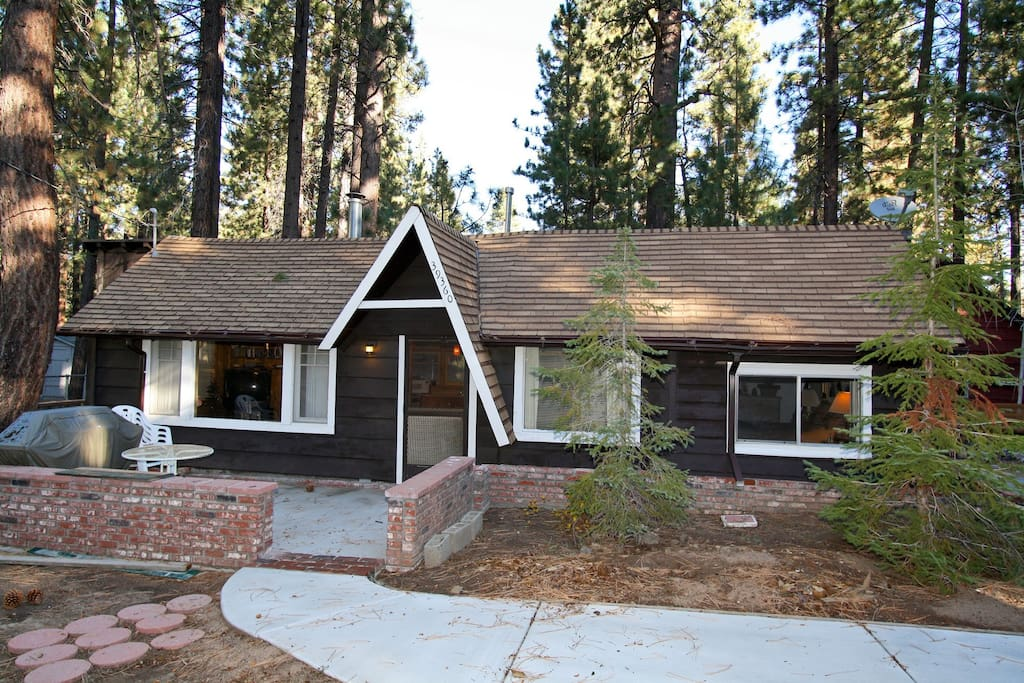 Cozy Bears Den Walk To The Lake Houses For Rent In Big