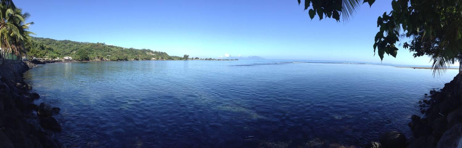Authentique maison  ARUE TAHITI - 'Ārue - Casa