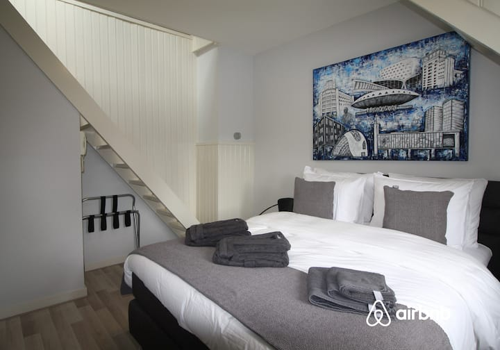 One Bedroom Duplex Apartment Eindhoven