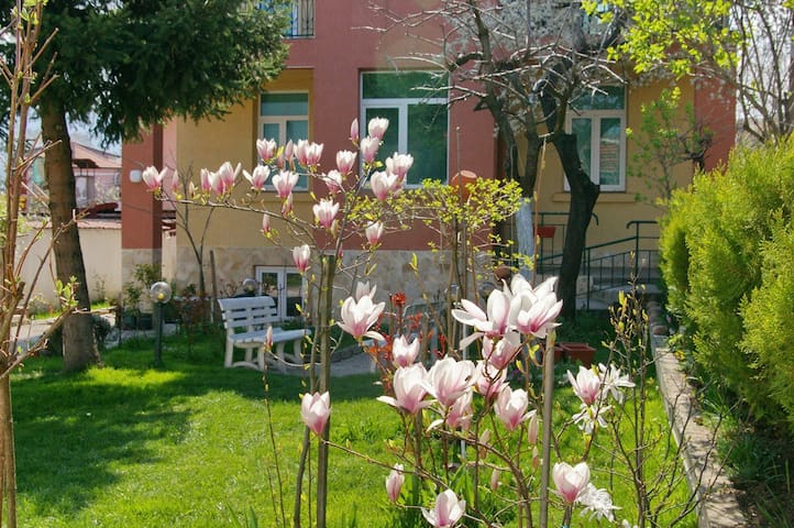 House with beautiful garden - Sofia