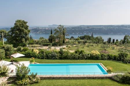 Prestigous Apartment Panoramic View - Salò - Квартира