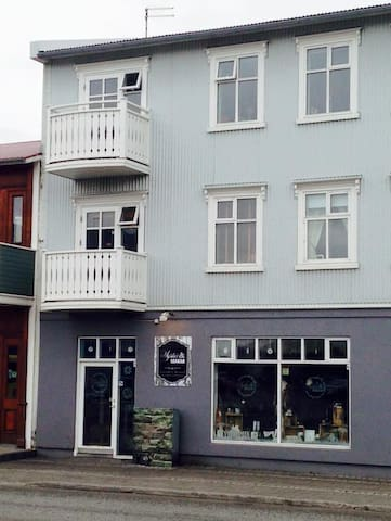 Cozy City Centre Home in Akureyri - Akureyri - Departamento
