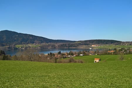 Seeblick - 4 bedroom house with direct lake view