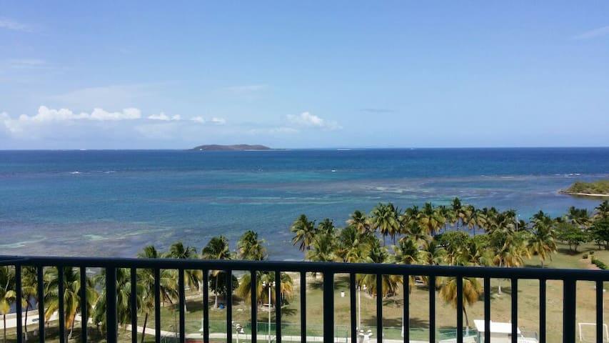 Paraiso vacacional en isla privada - Fajardo - Departamento