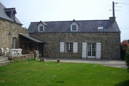 bâtiment de ferme réhabitlité - Haus