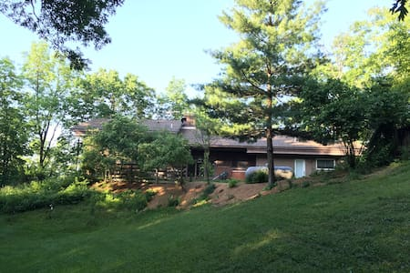 Charming Hillside Country Home - West Lafayette
