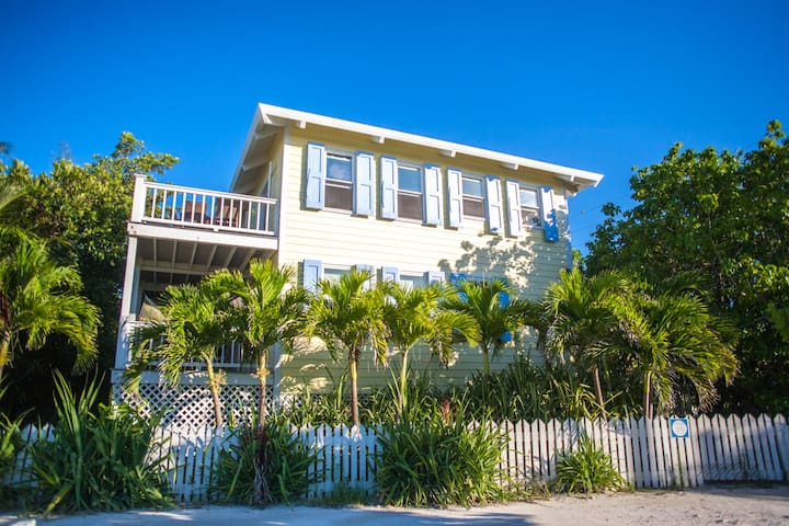 Charming home, steps to the beach! - Hope Town - House