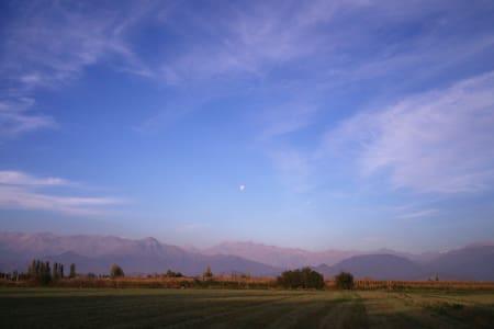 Casa en entorno campestre amoblada - Los Andes - Haus