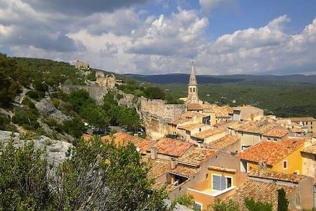 MAISON FANNY -18th Century Provence Home (w/ A/C) - Saint-Saturnin-lès-Apt - 獨棟