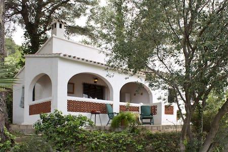 House in the mountains OLIVA + WIFI - Oliva