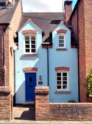 3.Cottage in Picturesque Ironbridge - Coalbrookdale - Casa