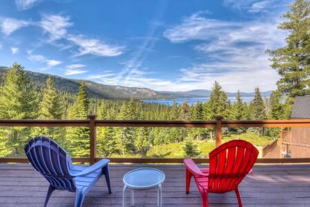 Chamberland Getaway: 2 miles from Homewood, filtered lake views