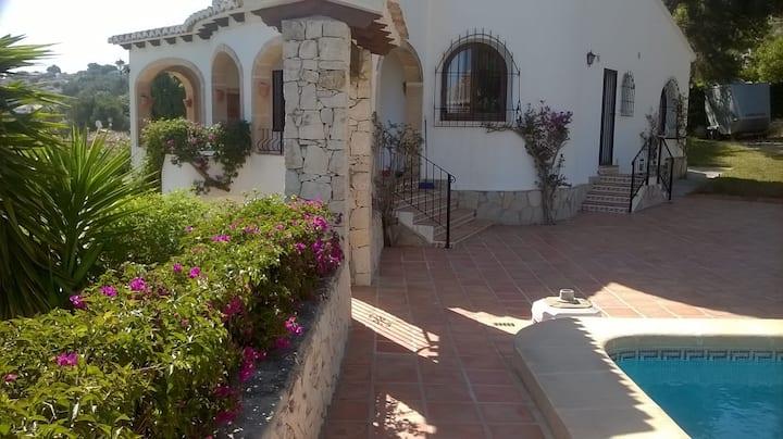 Javea/Xabia Villa, Sea View, Spain