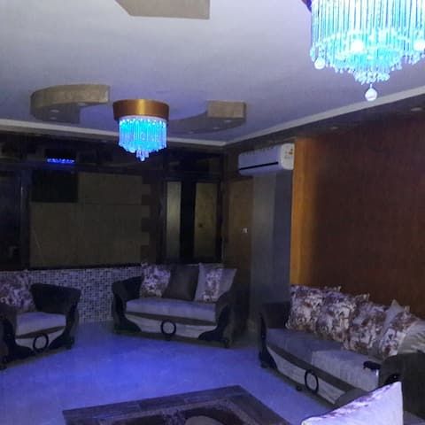 A luxury appartment in Giza