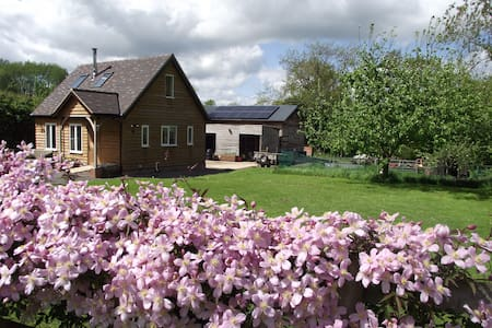 Idyllic peaceful chalet near Ledbury - Ledbury