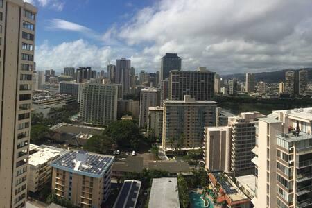 STUNNING Condo - Honolulu