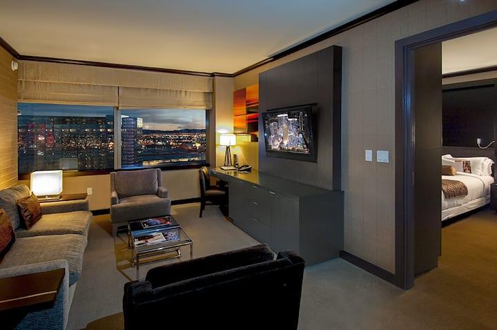 Vdara Suite | Best Condo-Hotel | 100% smoke free
