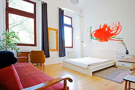 fully furnished 1 room apartment - Berlim - Apartamento