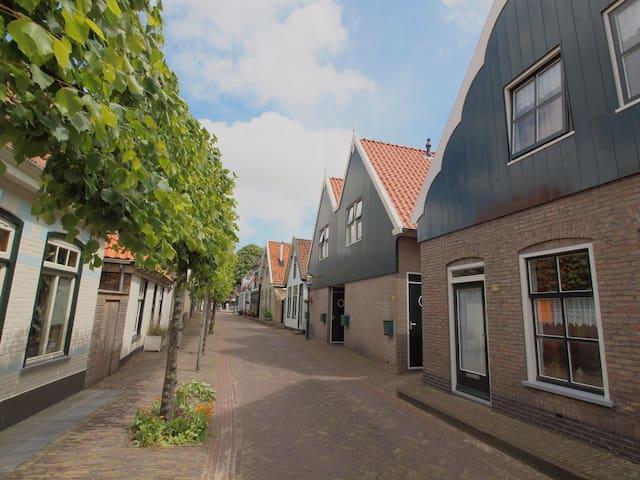 Gezellig twee persoons appartement op Texel - Den Burg - Lägenhet