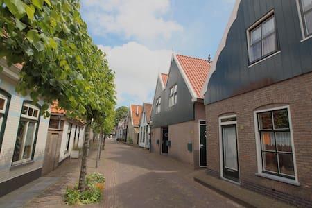 Gezellig twee persoons appartement op Texel - Den Burg - Daire