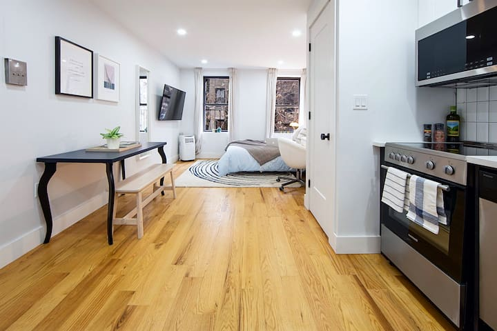 Brand New studio in the heart of East Village!!!