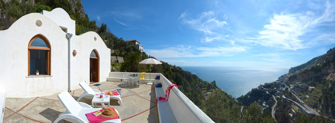 Villa Scivitella- Holiday House Lauro - Amalfi - Appartement