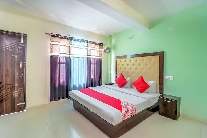 Prithvi Resort (Executive Room with Balcony)