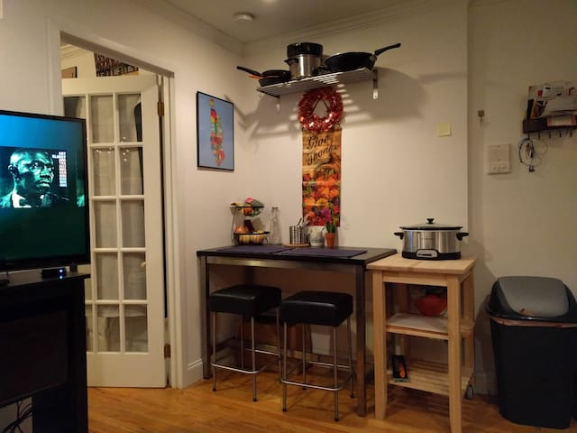 Cozy 1 bedroom in prime East Village/LES location - New York - Apartment
