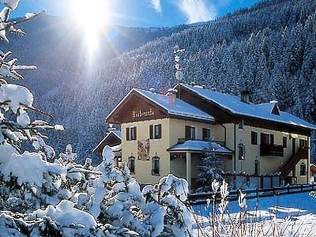 Un sogno in montagna a Bormio