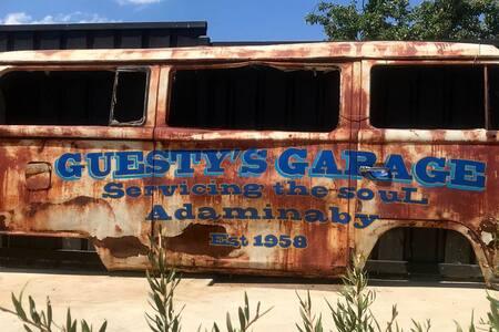Guesty's Garage Adaminaby