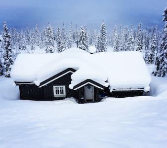 Flott familiehytte Kvitfjell Vest - Kvitfjell/Fåvang