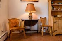 Historic Ranch Oak furniture