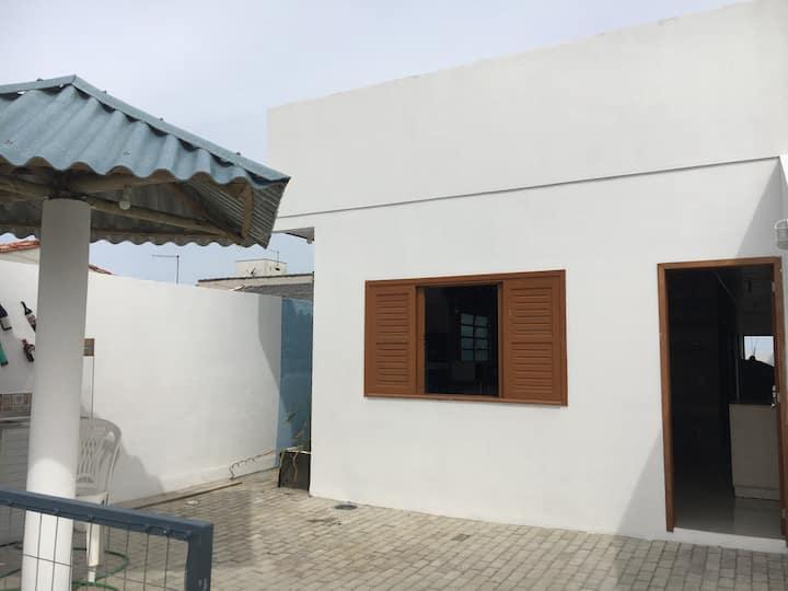 Casa Balneário Rincão com suíte - 2 quadras do mar