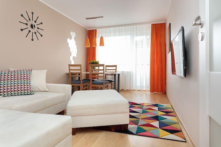 Apartament Matejki - Gdynia - Apartament