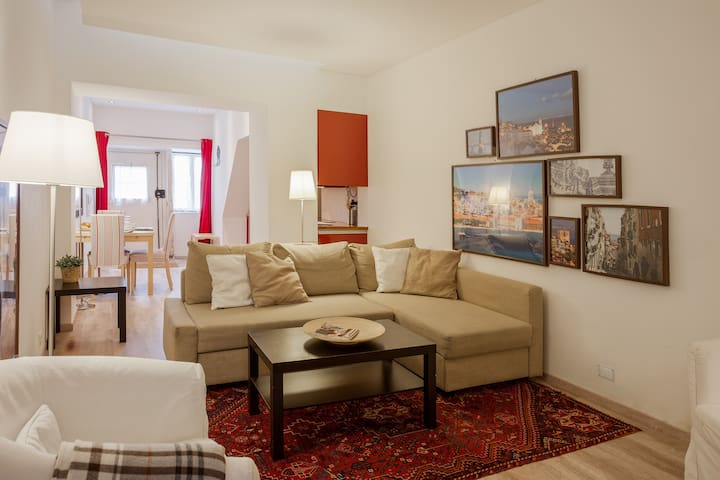 Charming flat in Lisbon's center!