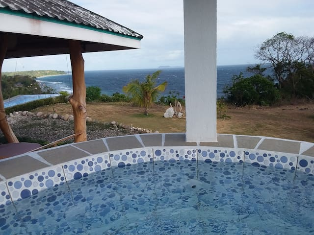 Villa Tamboboo by the sea , -  for 4 guests