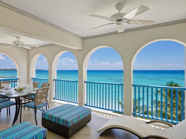 #403 Oceanview beachfront Maxwell Beach Villas