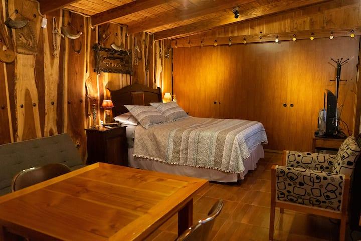 Peumayen Rustic Suite