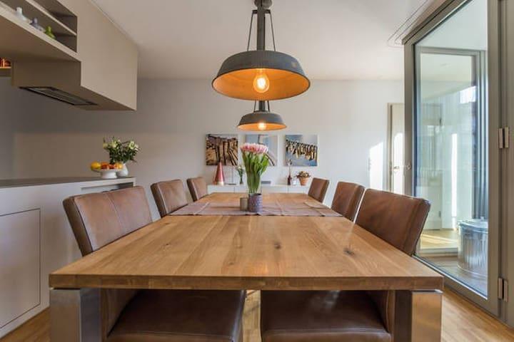 Stylish luxury loft in Basel