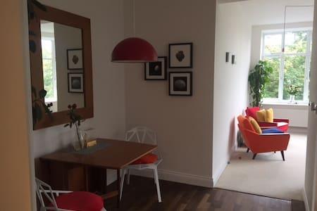 Contemporary flat in central Haywards Heath