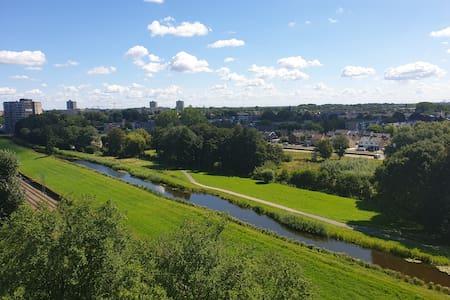 Appartement met uitzicht over Zoetermeer