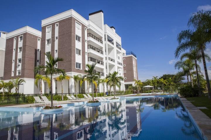 Alugo aptos no Neoville - Bairro Abraão - Floripa - Florianópolis - Apartament