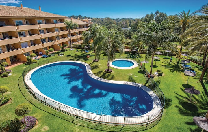 Nice home in Marbella-Elviria with WiFi and 2 Bedrooms
