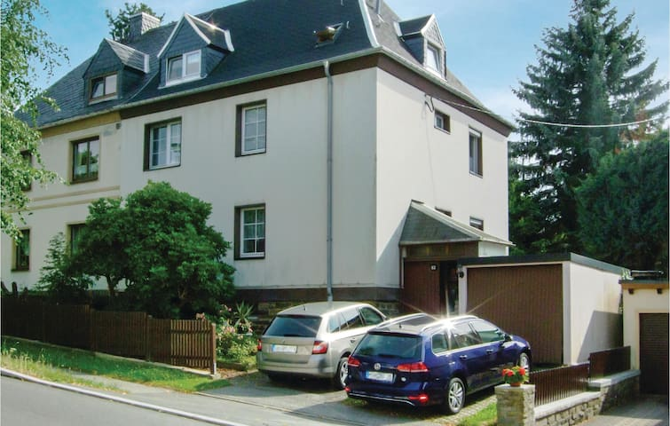 Holiday apartment with 1 bedroom on 55m² in Annaberg Buchholz
