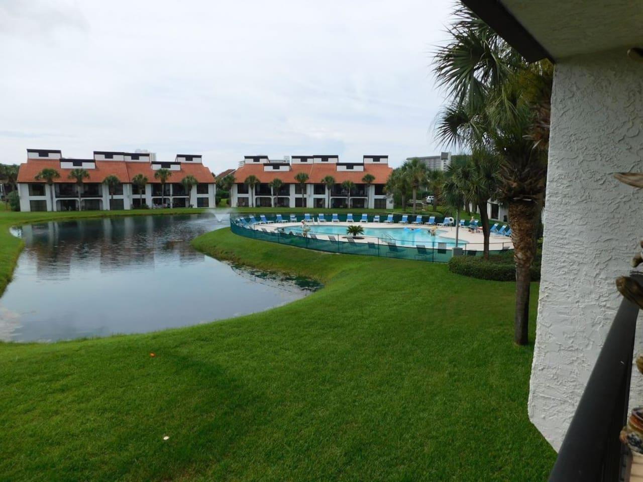 Not your average Edgewater Villa: think luxury!