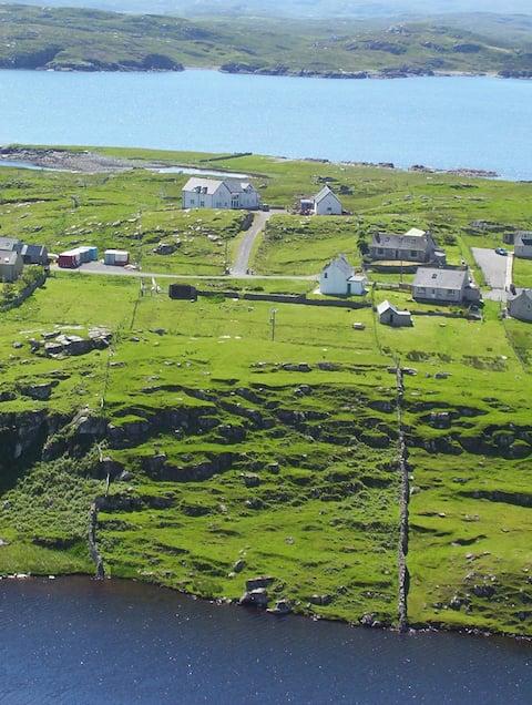 Ceann Bodaich, 10 Tolsta Chaolais, Isle of Lewis