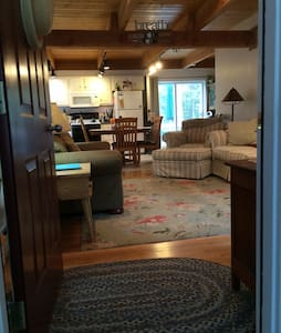 Relax in a beautiful house in Lakes Region Maine - Bridgton - House
